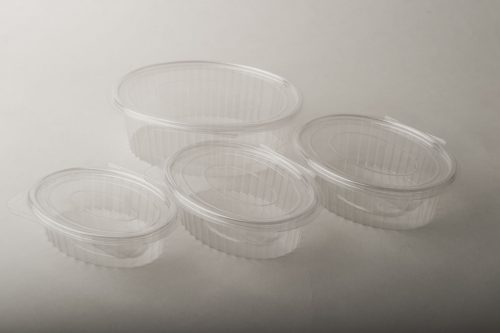 vaschette termoplast ovali