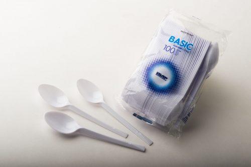 Cucchiai PLT bianchi