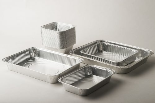 Vassoi alluminio