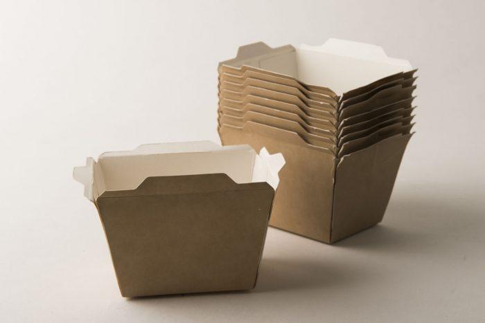 contenitore in cartoncino